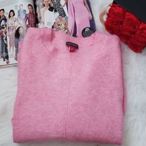 Vince Camuto Pink Sweater 👚